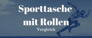 Sporttasche mit Rollen